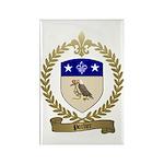 PORLIER Family Crest Rectangle Magnet (100 pack)