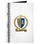 POITIERS Family Crest Journal