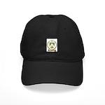 POITEVIN Family Crest Black Cap