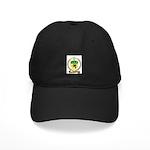 PITRE Family Crest Black Cap