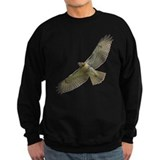 Soaring Red-tail Hawk Sweatshirt