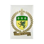 PITRE Family Crest Rectangle Magnet (100 pack)