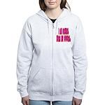 I am fangirl Women's Zip Hoodie