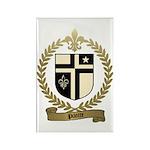 PILOTTE Family Crest Rectangle Magnet