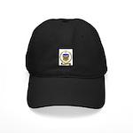 PICHOT Family Crest Black Cap