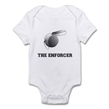 The Enforcer Ref Infant Bodysuit