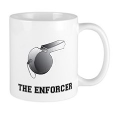 The Enforcer Ref Coffee Mug