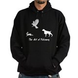 Brittany and Falconry Hoodie