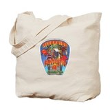 Riverside FD Station 4 Tote Bag