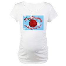 Merry Crocheting Shirt