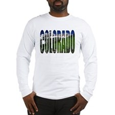 Colorado Mountains -  Long Sleeve T-Shirt