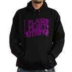 Flirty Flasher Hoodie (dark)