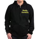 Harmless Zip Hoodie (dark)