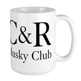 C & R Musky Club Ceramic Mugs