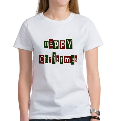 Happy Christmas Women's T-Shirt