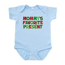 MOMMY'S FAVORITE PRESENT Onesie