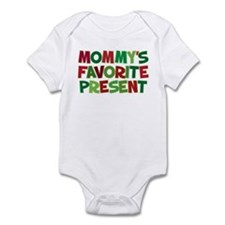 MOMMY'S FAVORITE PRESENT Onesie