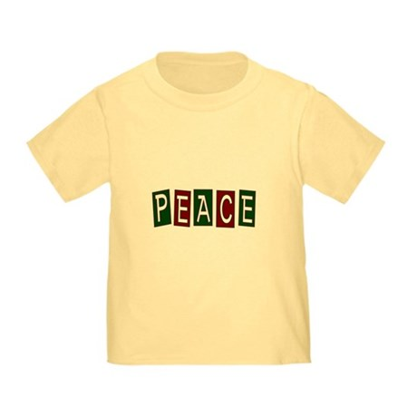 Peace Toddler T-Shirt