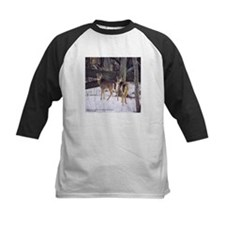 Winter Whitetail Deer Tee