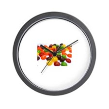 Unique Skittles Wall Clock
