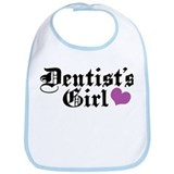 Dentist's Girl Bib
