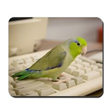 Parrotlet Mousepad