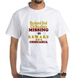 Husband & Chihuahua Missing Shirt