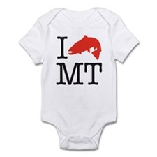 Unique Montana Infant Bodysuit