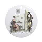 Pride &amp;amp; Prejudice Ch 32 Ornament (Round)