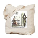 Pride &amp; Prejudice Ch 32 Tote Bag