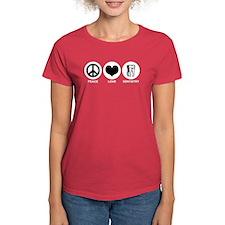 Peace Love Dentistry Tee
