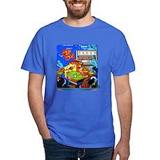"""Gottlieb® """"Sure Shot"""" Dark T-Shirt"""