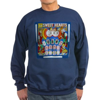 "Gottlieb® ""Sweet Hearts"" Sweatshirt (dark)"