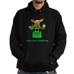 Everyone Is Irish Hoodie (dark)