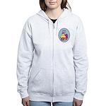 EASTER EGG Women's Zip Hoodie