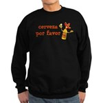 Cerveza Por Favor Sweatshirt (dark)