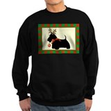 Scottie Dog Christmas Sweatshirt
