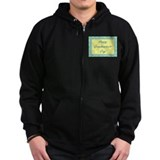 Happy Grandparents Day Zip Hoodie