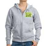 Scott Designs Women's Zip Hoodie