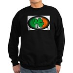 Irish Clover Sweatshirt (dark)