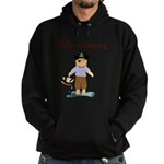 Pirate boy Hoodie (dark)