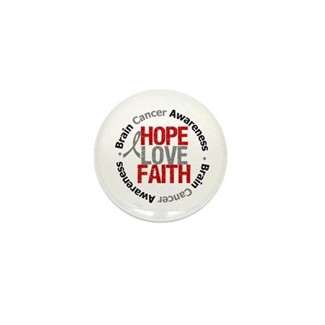 BrainCancerHope Mini Button