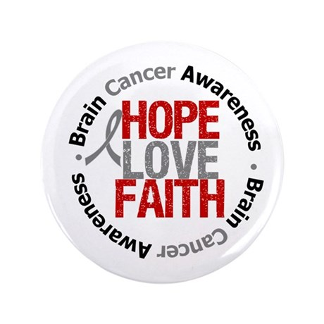 "BrainCancerHope 3.5"" Button"