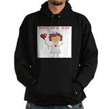 NURSES ARE ALL HEART Hoodie