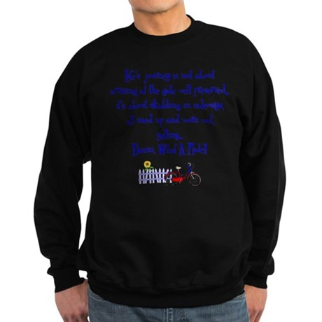Lifes Journey II Sweatshirt (dark)