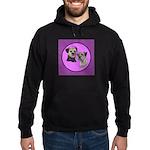 Border Terriers Hoodie (dark)