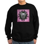 New Chinese Crested Design Sweatshirt (dark)