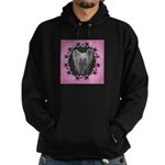 New Chinese Crested Design Hoodie (dark)