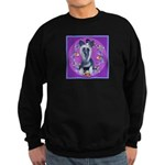 Chinese Crested Sweatshirt (dark)