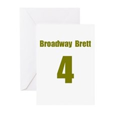 Broadway joe Greeting Cards (Pk of 20)